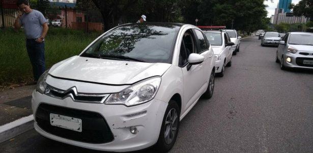 Carro vai a leilão | Citroën C3 apreendido em SP leva R$ 10 mi em multas https://t.co/NnZ6C0W9Cm