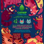 RT @pictoline: Peace and love hoomans ¡Catnip para...