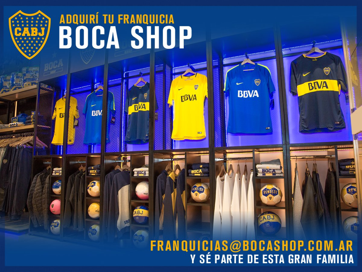 Boca Jrs. Oficial on Twitter