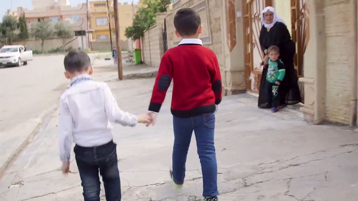 This week, we encounter Majd and his family, who have been displaced due to violence in #Iraq. But your Lenten sacrifices mean theyve been able to begin rebuilding. bit.ly/2n5bd4W #ShareJourney #CRSRiceBowl #encounterLent @CatholicRelief