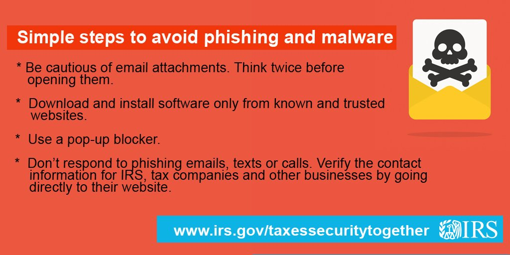 test Twitter Media - #IRS has received 900+ complaints about a new phishing scheme that seems to exclusively target Hotmail users. https://t.co/43ro6zSLnl https://t.co/5WyLwuQblV