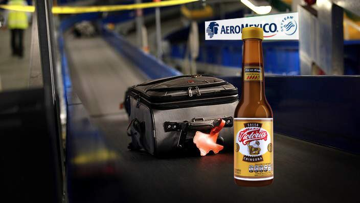 Cuando Aeromexico no te entrega tu malet...