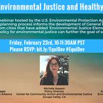 """Image for the Tweet beginning: This week: """"Planning for Environmental"""