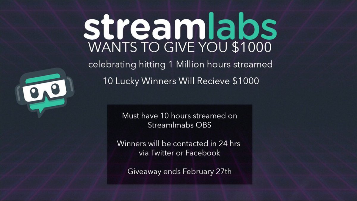 Streamlabs on Twitter: