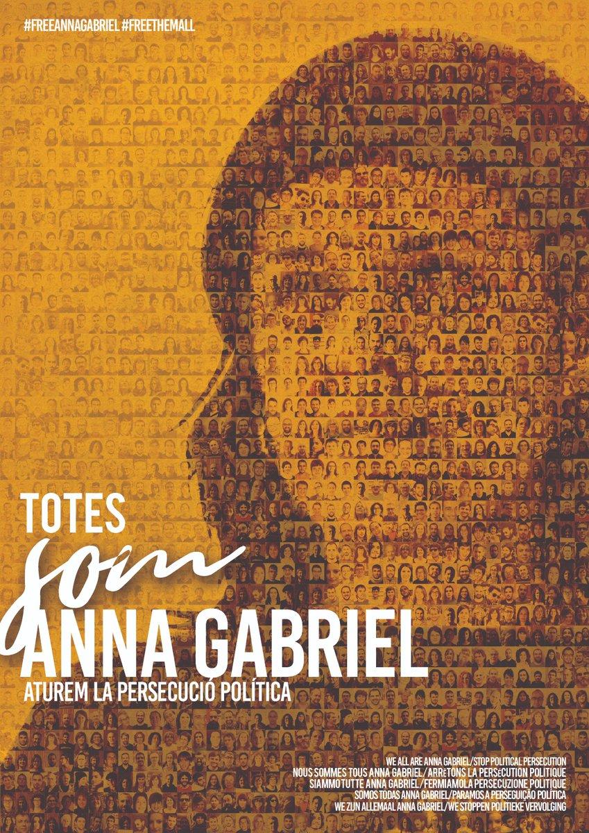 ⏩TOTES som @AnnaGaSabate  #FreeAnnaGabri...