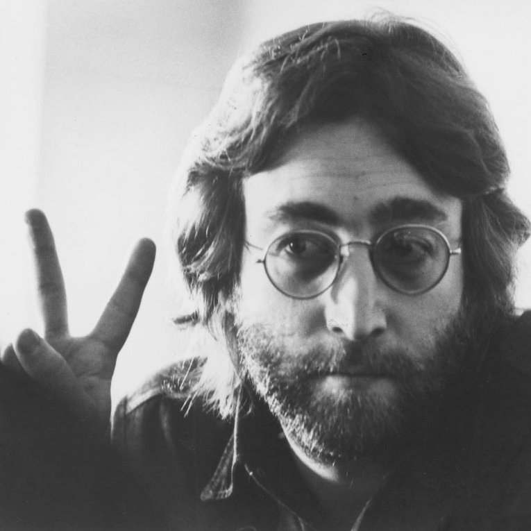 John Lennon On Twitter Peace Is Not Something You Wish For Its