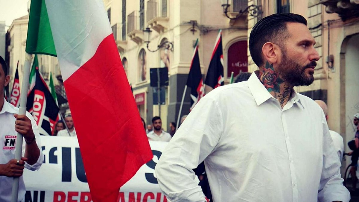 Palermo, militante Forza Nuova legato e picchiato in strada #forzanuova https://t.co/vIruyJNZyz