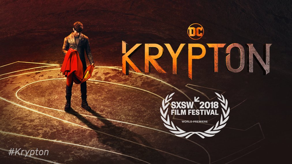 Praise Rao! #Krypton will be coming to #...