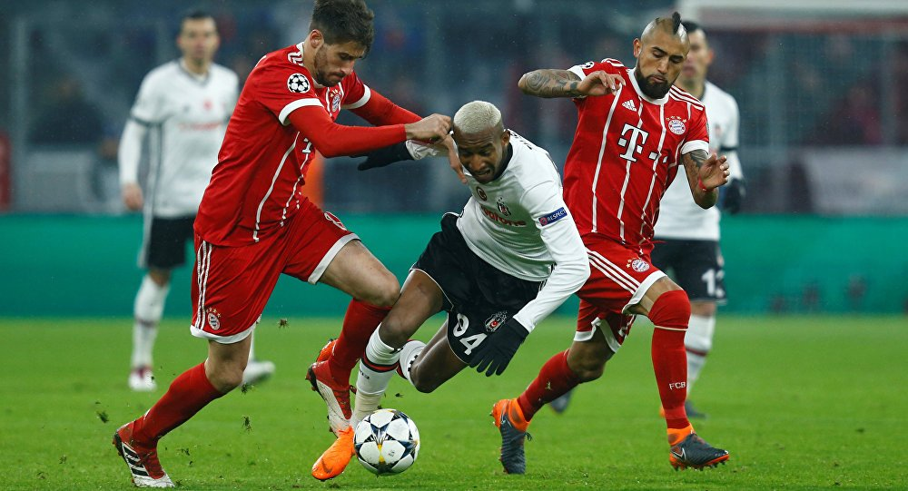 Bayern Münih 43. dakikada Müller'in golü...