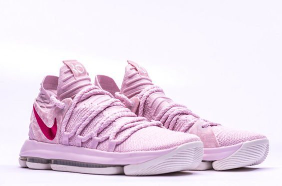 New Images Of The Nike KD 10 Aunt Pearl - https://t.co/OpJ3dm2SEi https://t.co/s81KxKye8f