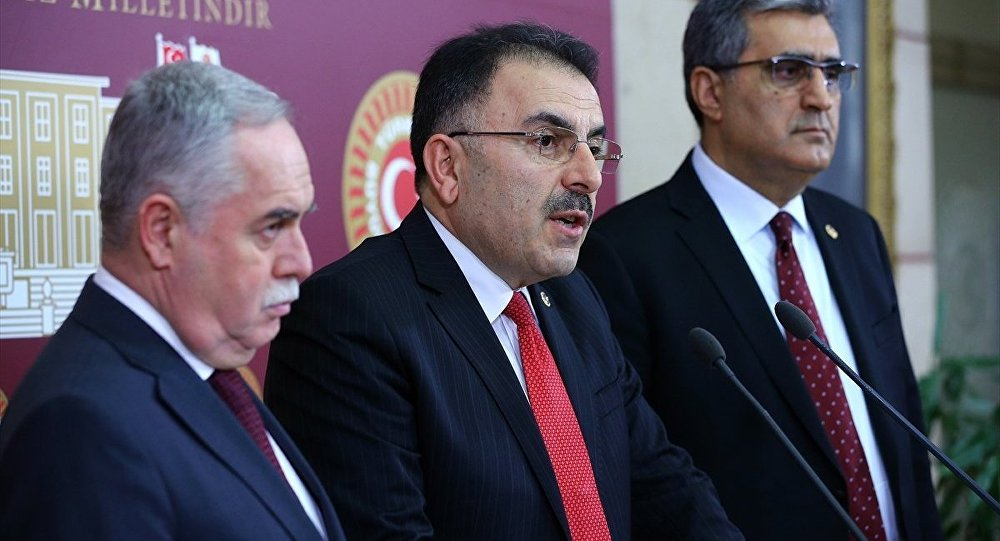 AK Partili Soysal: Yozgat'ı kıskanıyorla...