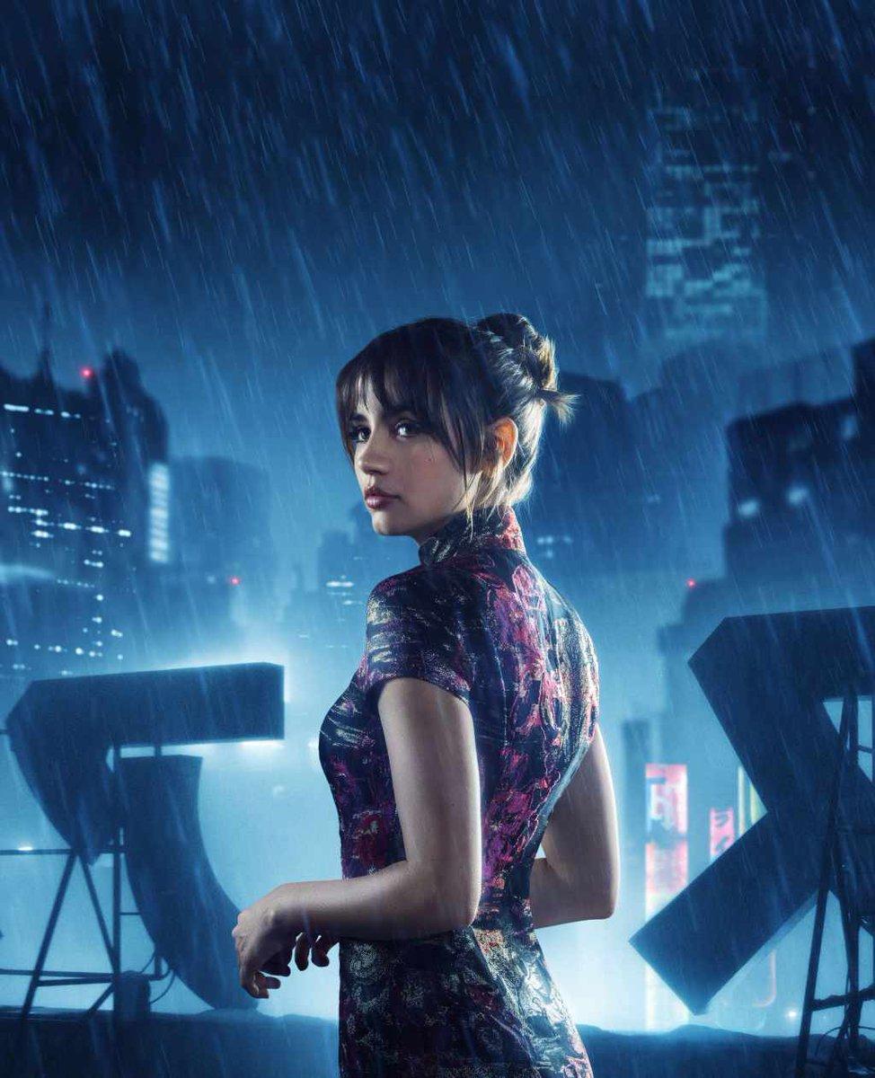 4k Wallpapers On Twitter Ana De Armas Blade Runner 2049