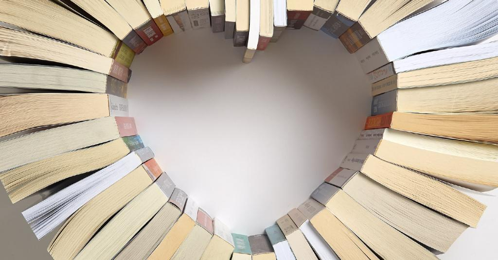 Discover #BookLove: 12 special lists about relationships you can count on. Explore now: spr.ly/6017DuvhU