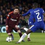 ⚽ #FÚTBOL #UCL   🔴 EN JUEGO  Chelsea 0⃣0⃣ Barça  B...
