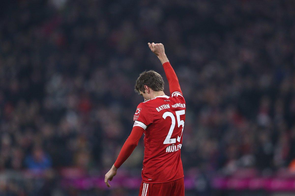 Bayern Münih 66. dakikada Müller'in golü...