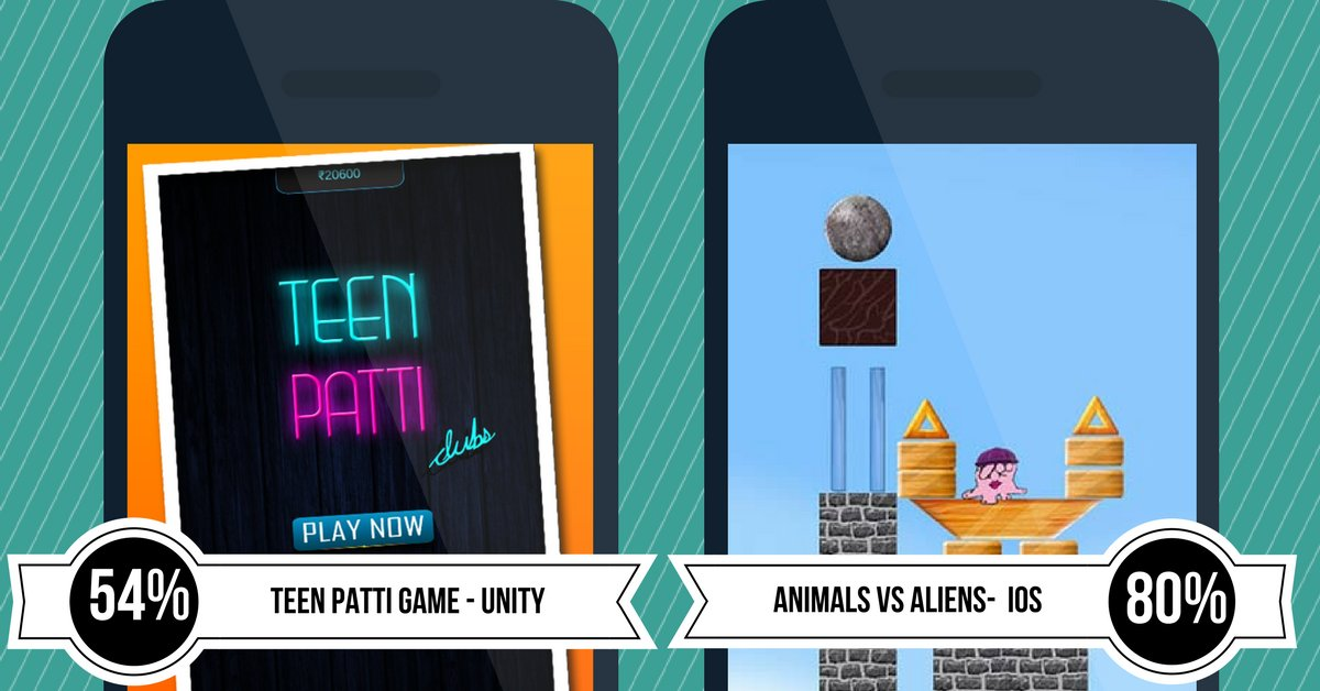 Ready for  Teen Patti Game & Animals vs Aliens? Don't miss the promo now live https://t.co/xcjyZDA4A7 https://t.co/HFCNO9tDCw