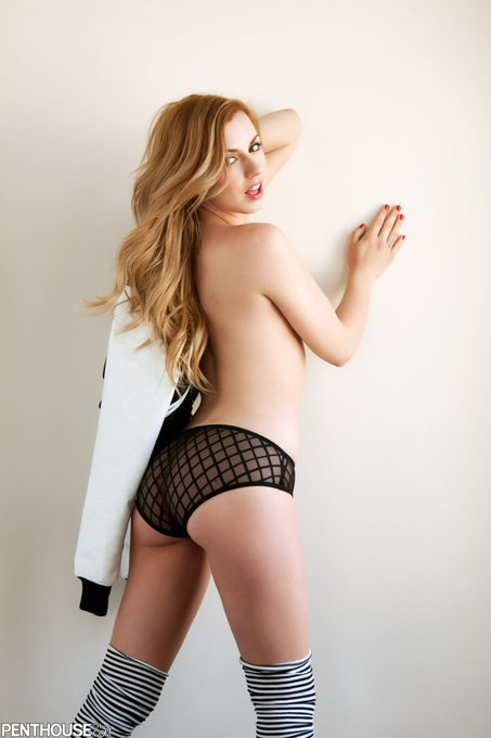 1 pic. Happy Tuesday, everyone! @OMGitsLexi to soothe your workday woes.  #PenthousePetOfTheYear 2014
