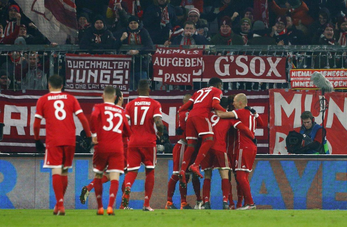 Bayern Münih 88. dakikada Lewandowski il...