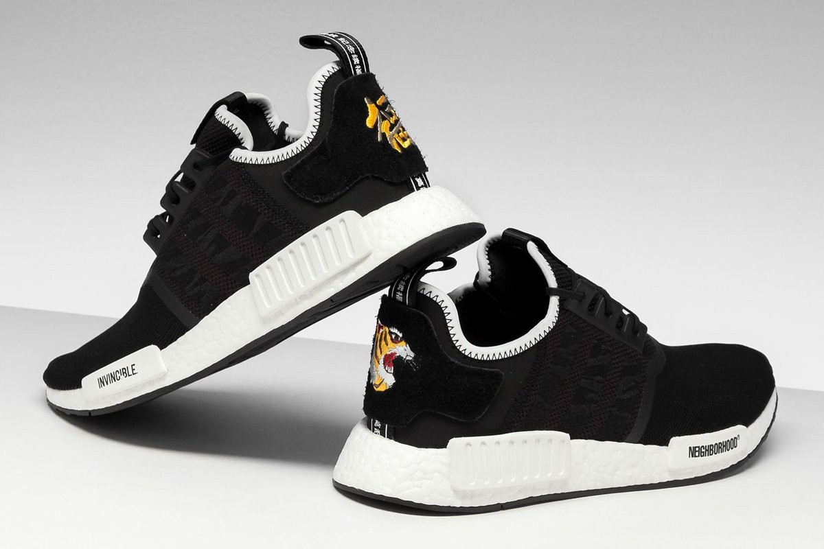 adidas NMD collabs yet, Invincible