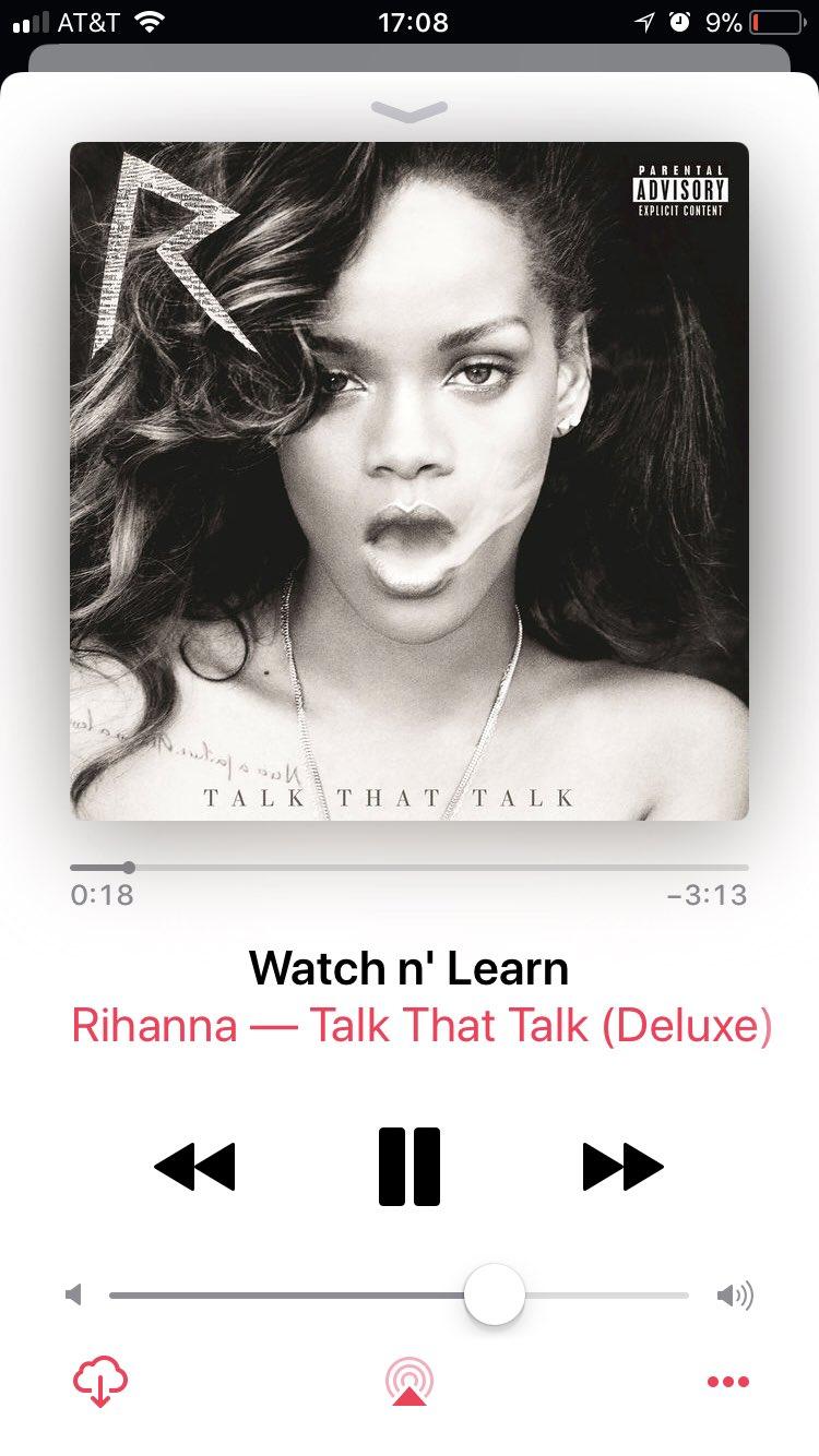 My favorite song by Rihanna. happy birthday Riri!!