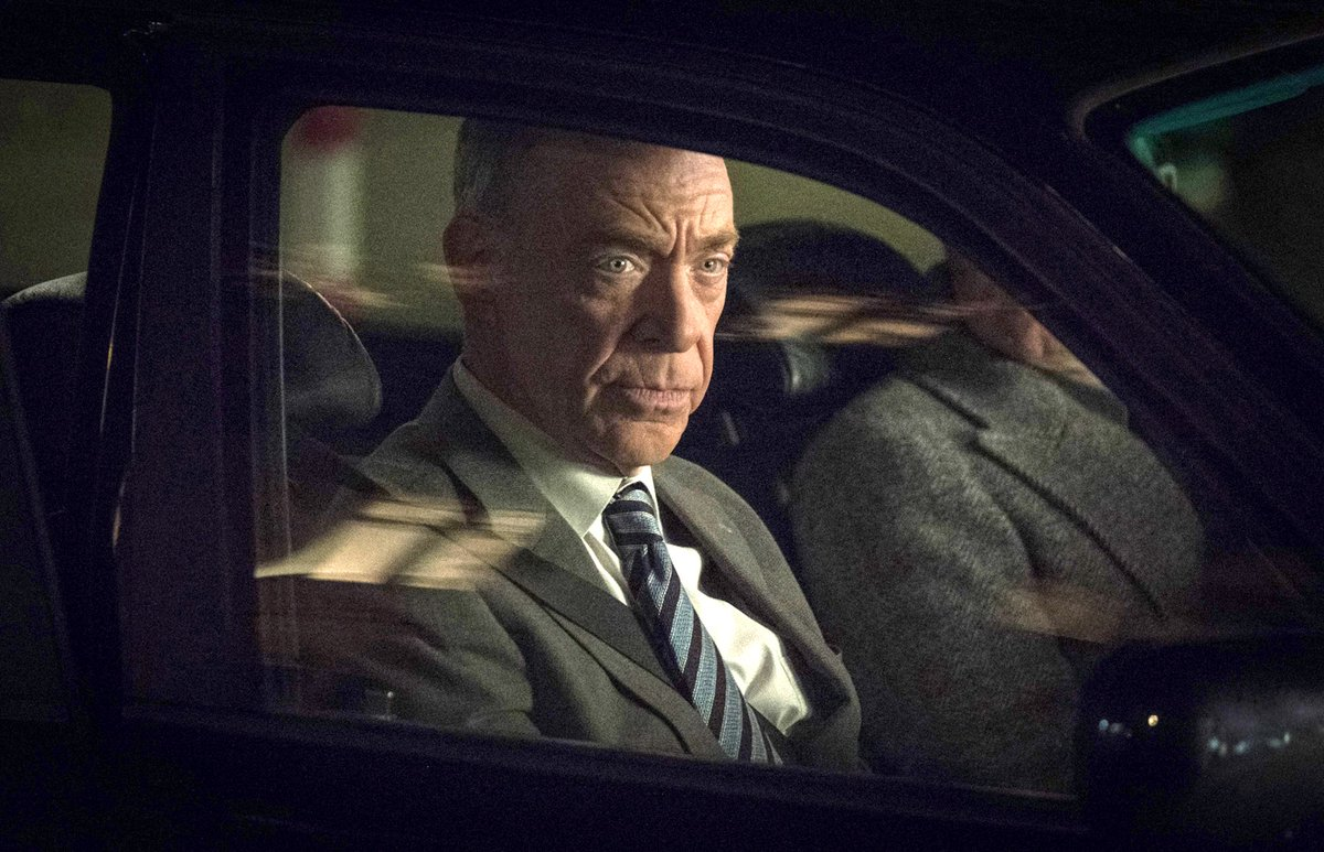 Critics Consensus: Tense and gripping, #Counterpart is an absorbing thrill-fest led by J.K. Simmons' multi-faceted dual lead performance.   is  at 100% on #CertifiedFreshthe , with 29 re#Tomatometerviews: https://t.co/1a9XoOrG7u