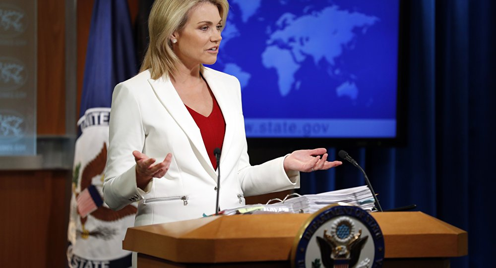 ABD: Afrin'de yokuz, olup bitenlerle ilg...