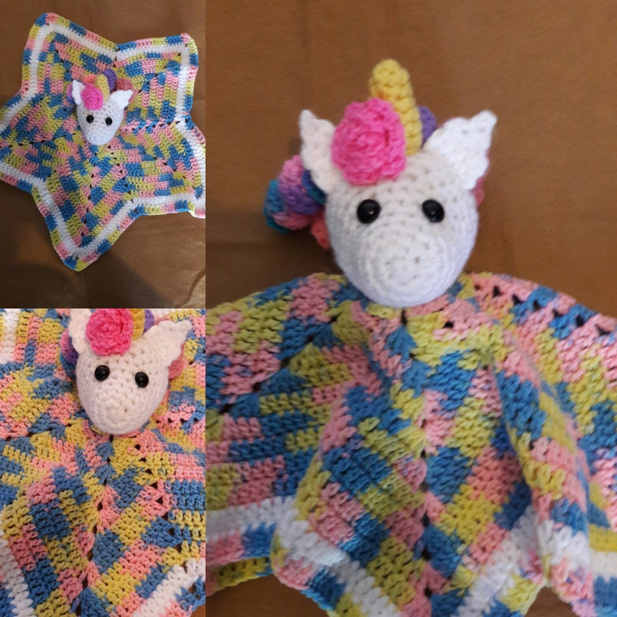 zebra crochet pattern unicorn crochet pattern by SweetOddityArt ... | 1200x1200