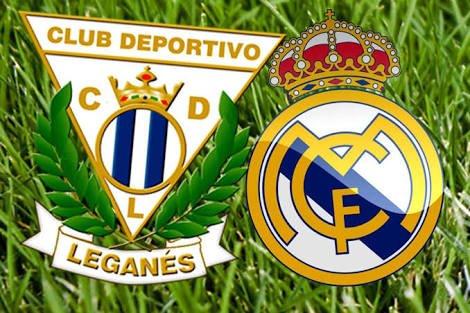 Com desfalques, Real Madrid visita o Leganés