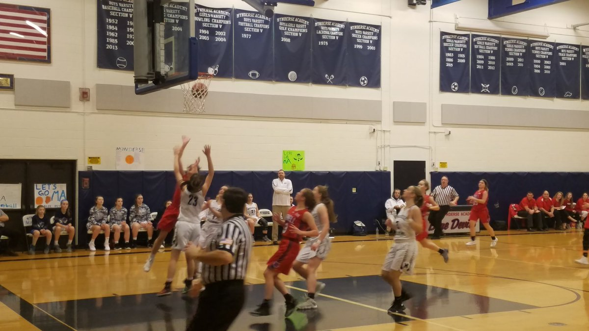 First round of Sectional basketball underway for boys & girls in Section V (W-FL round-up 2/20)