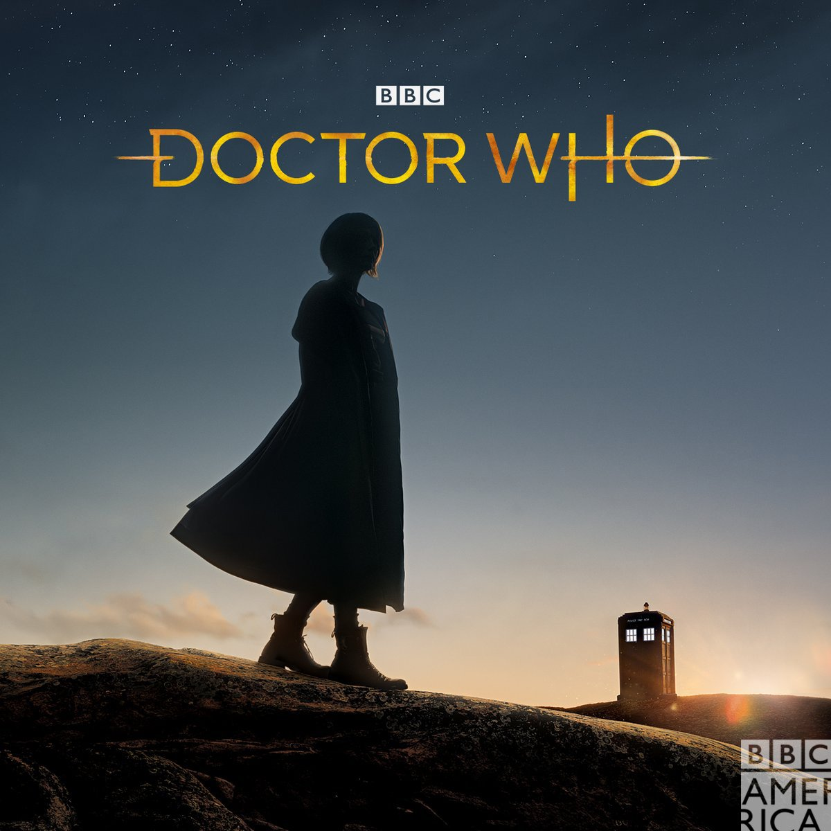 A new era begins #DoctorWho