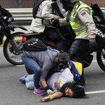 """Que maten a mis hermanos de #Venezuela es para la vicepresidenta @marialevicuna un """"asunto doméstico"""". ¡Inaceptable! Sólo usted, Raúl Castro y Evo Morales, apoyan que @NicolasMaduro, dictador criminal, vaya a @SummitAmericas. Su nostalgia ideológica no representa al #Ecuador."""
