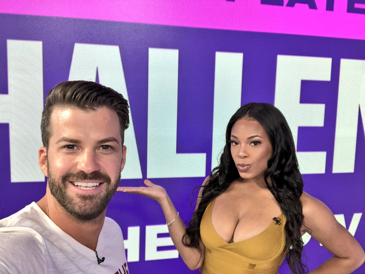 Tune in to the Challenge Aftershow after...