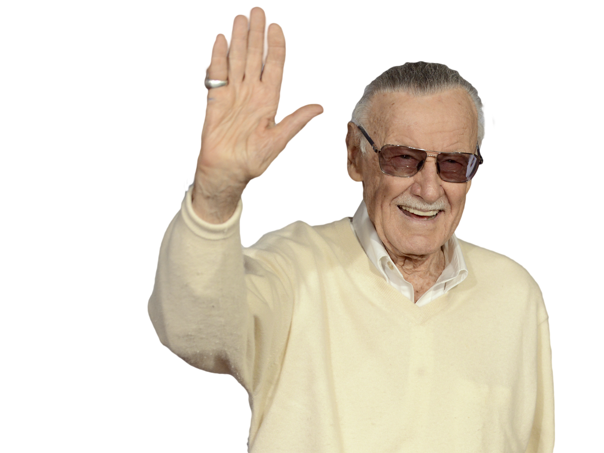 It's confirmed: stan lee has dropped out of cleveland's ...