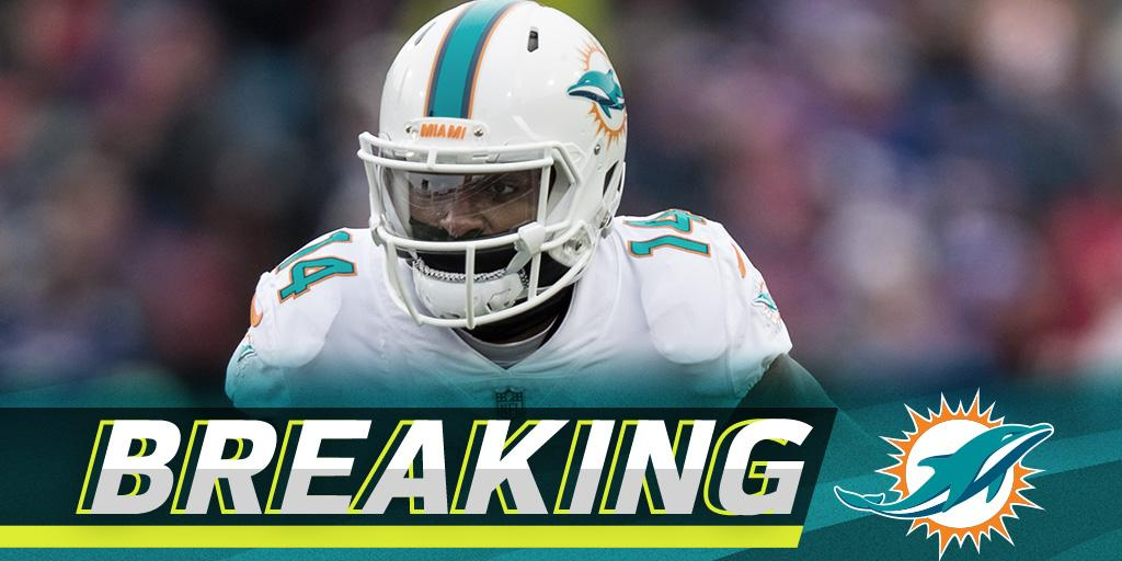 .@MiamiDolphins place franchise tag on J...