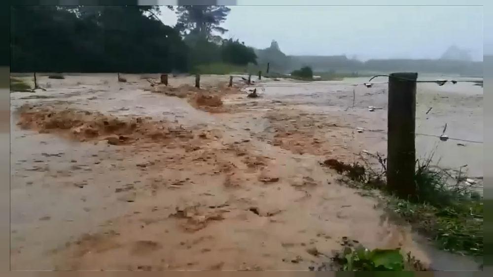 El ciclón Gita mantiene en estado de ale...