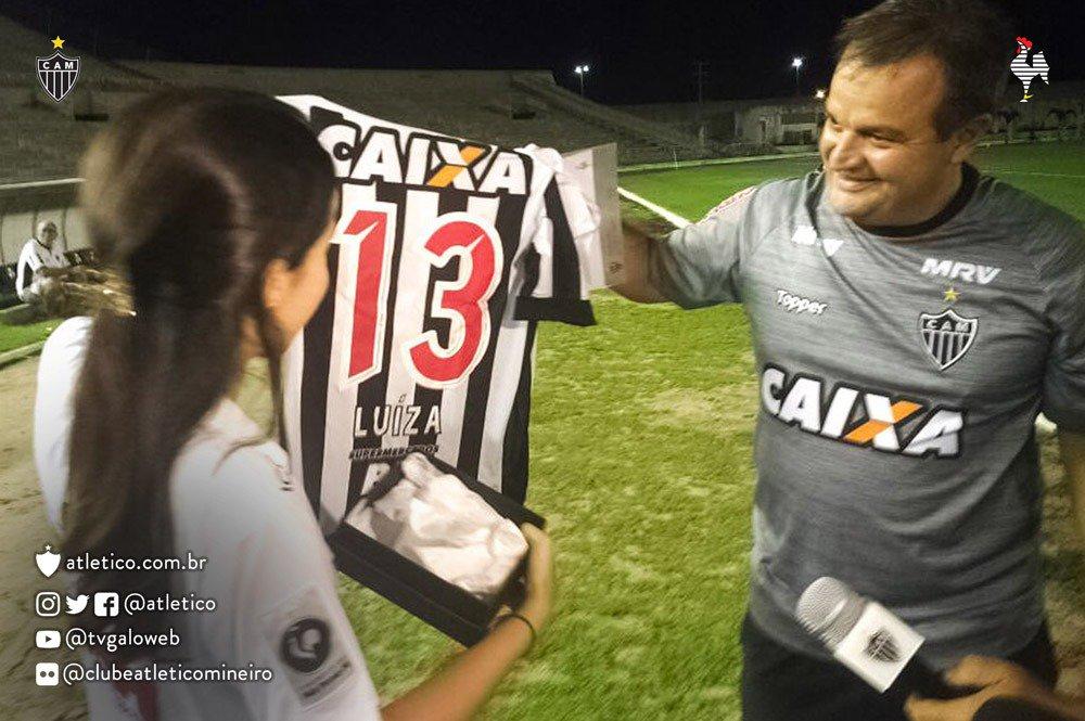 Atleticana da Paraíba verá o Galo no estádio pela primeira vez: https://t.co/nBaCNkEc0Y Vamos, #Galo! #BOTxCAM