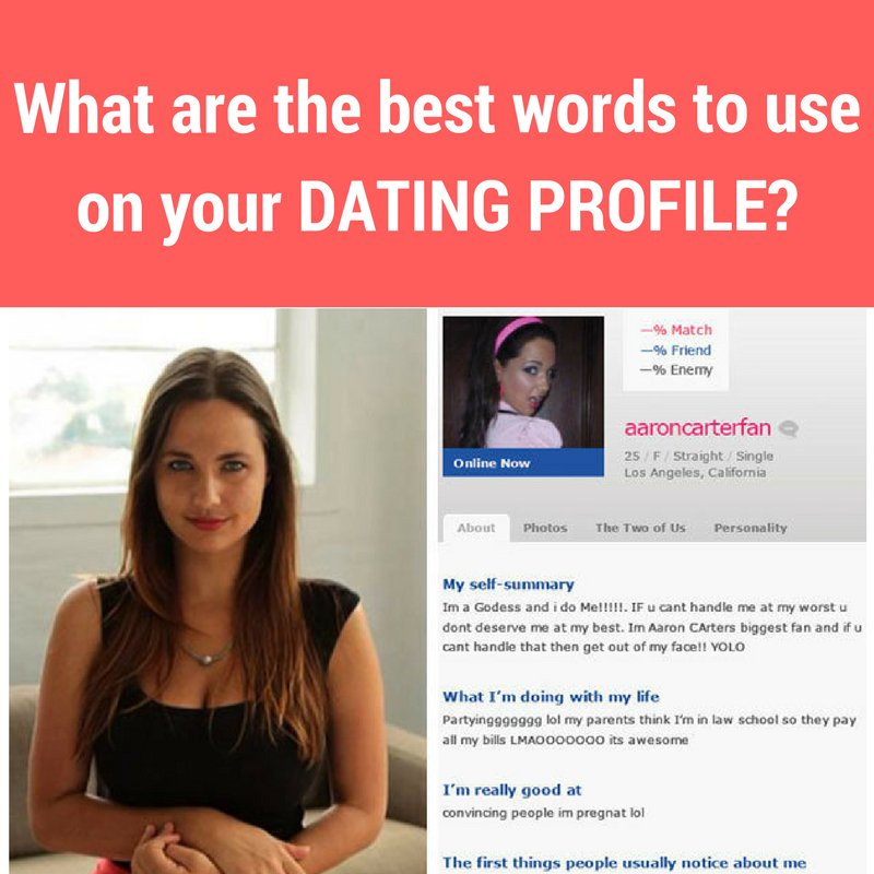 build an online dating profile Welcome to the world of online dating a world of pics, blurbs, and witty banter online dating can be a great way to meet new singles who are outside of your usual social circles.
