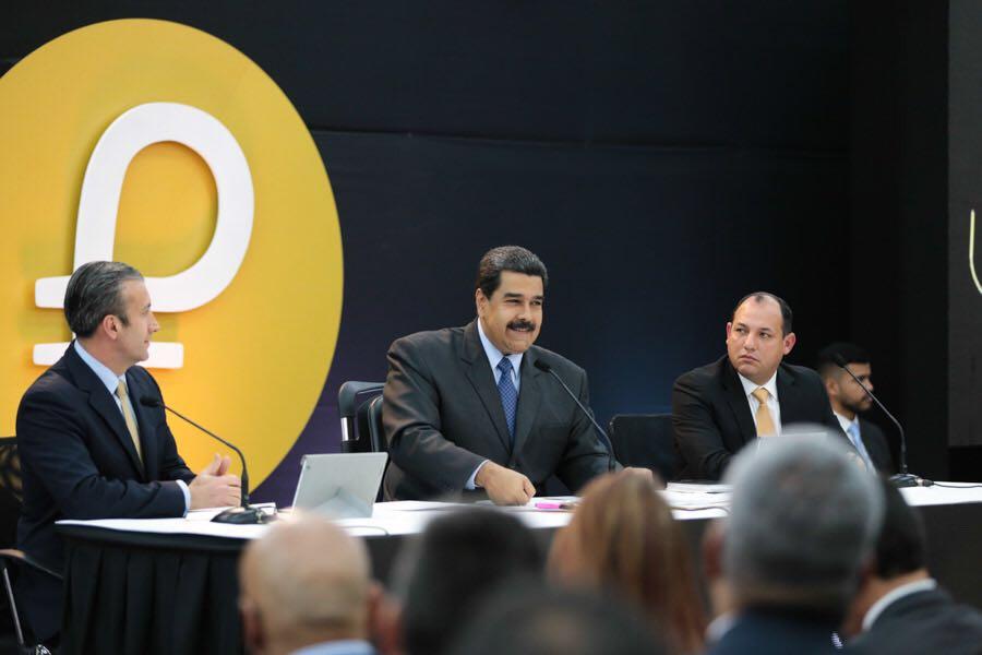 В Венесуэле ряд предприятий обязали принимать национальную криптовалюту «петро»