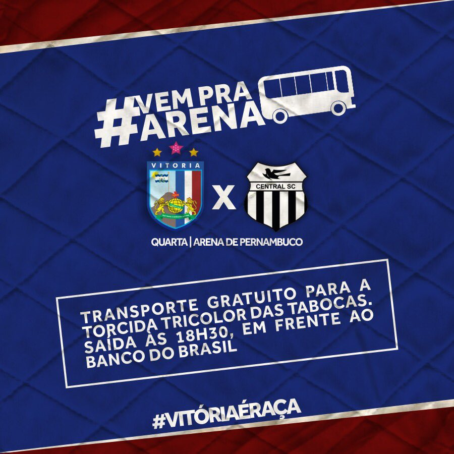 Amanhã tem Clássico na Arena Pernambuco