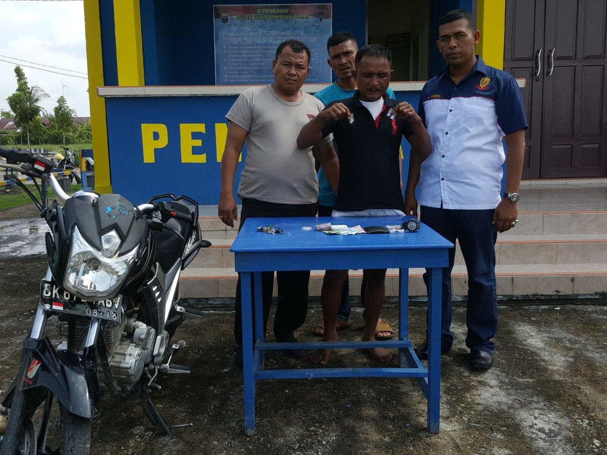 DPO Narkotika Sabu Berhasil Ditangkap Sa...