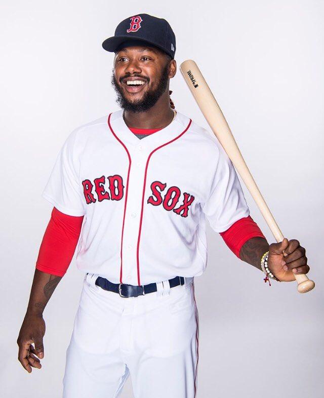 #RedSoxNation let's kick some a** in '18...