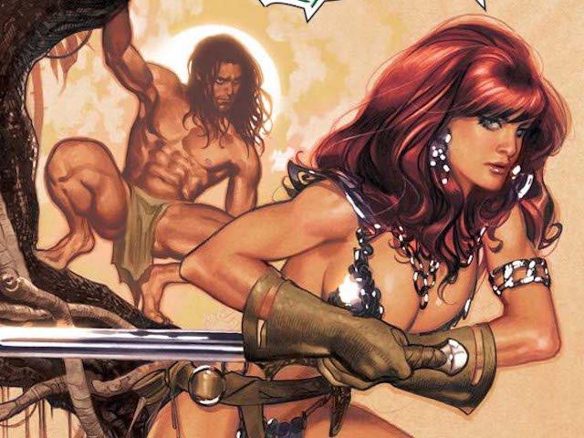 ICYMI: @GailSimone to write #RedSonja/#Tarzan crossover at @DynamiteComics - comicbook.com/comics/2018/02…