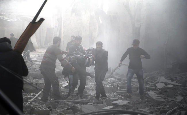 'Massacre of the century': #Assad launch...