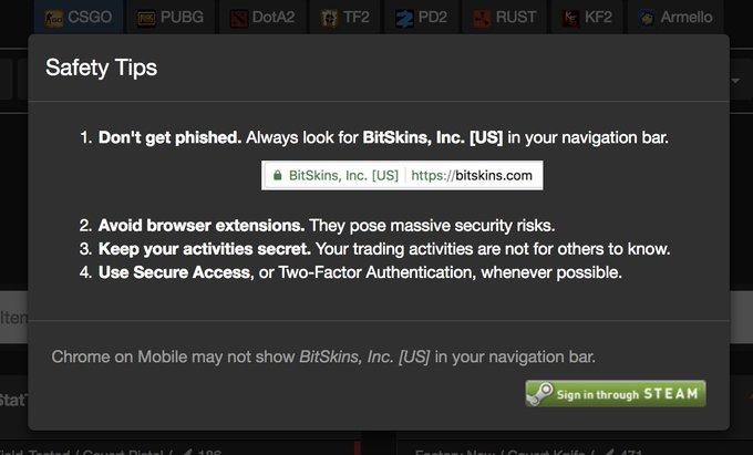 BitSkins, Inc さん の最近のツイート - 1 - whotwi