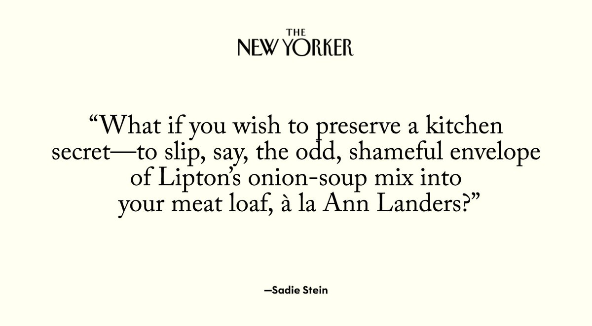 The New Yorker on Twitter:
