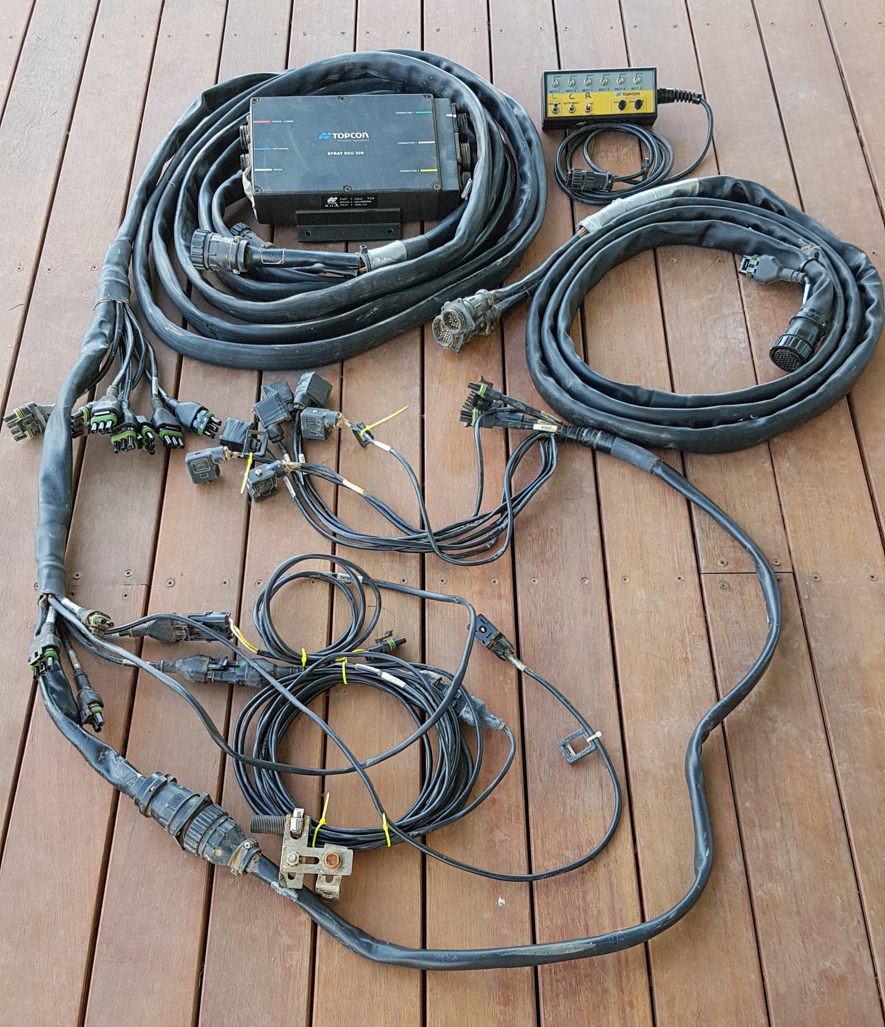 Topcon Wiring Diagram. . Wiring Diagram on