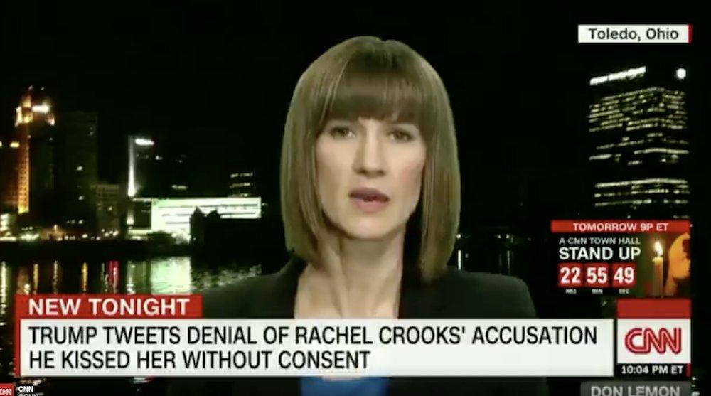 Trump accuser: He 'should be afraid' of the truth https://t.co/WaXCvO6UTu https://t.co/lxA6ShjqYp