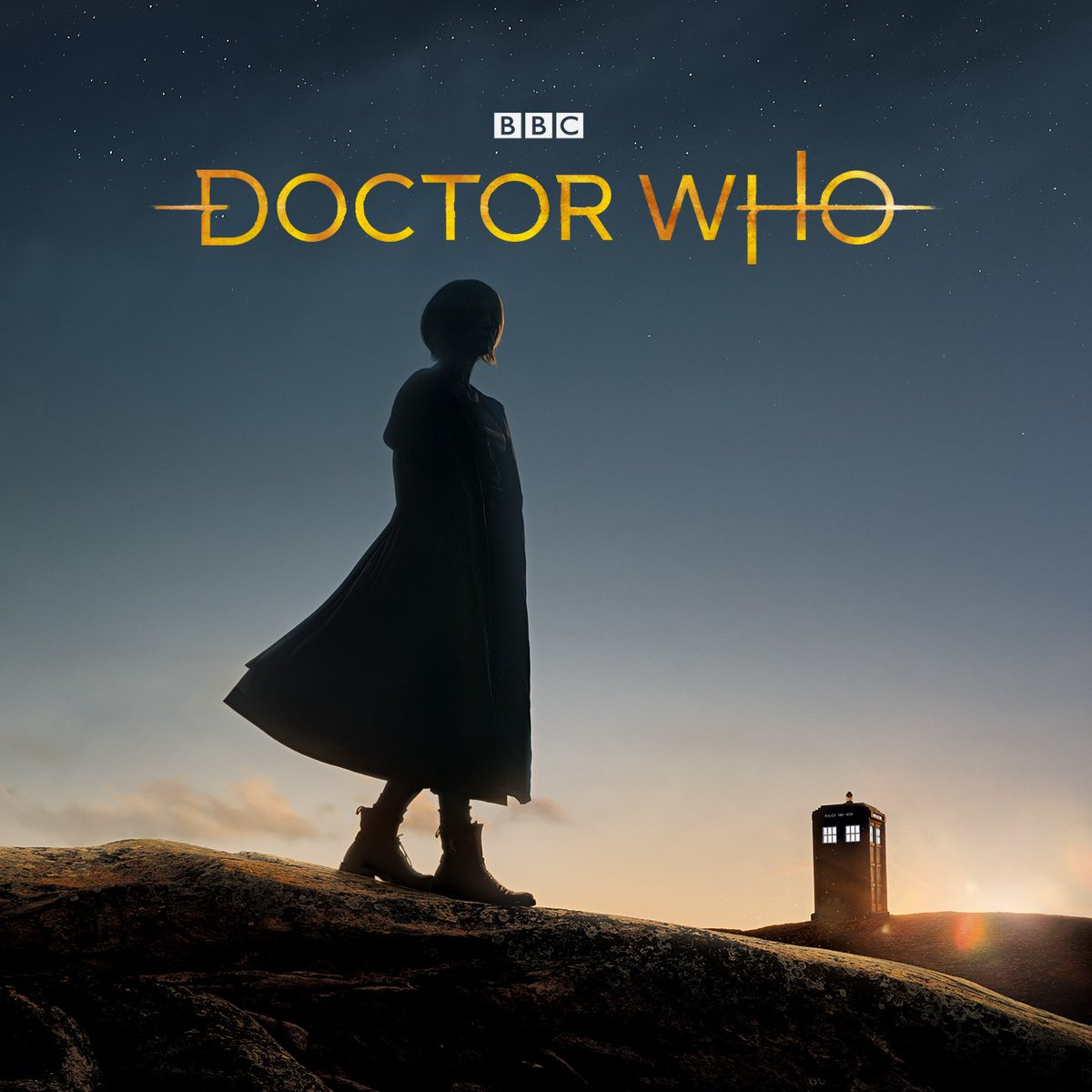 « Doctor Who » fait complètement peau neuve sur l'affiche de la saison 11.