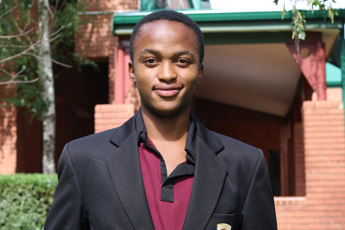 Twitter photo by Obakeng Leseyane
