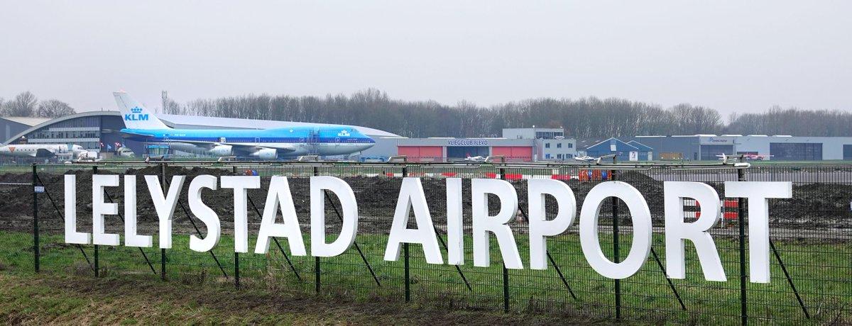 lelystad airport 40 jaar FD Nieuws on Twitter: